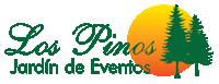 Jardín de Eventos Los Pinos Logo